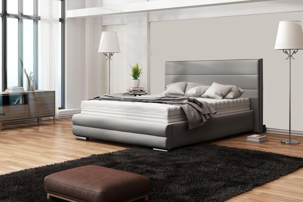 Selene 115 łóżko Tapicerowane 140x200