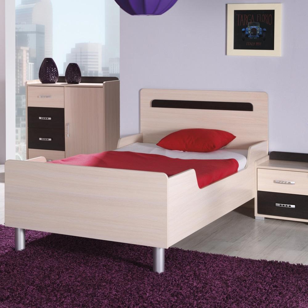 Memo 12 Młodzieżowe łóżko Z Materacem
